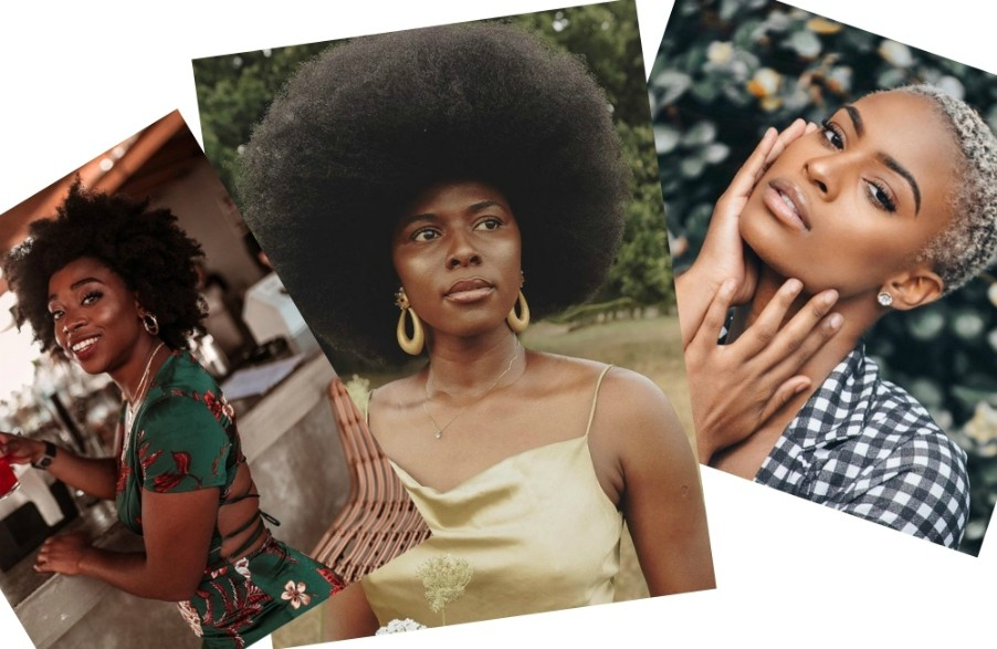 Afro Inspo from Small to Huge