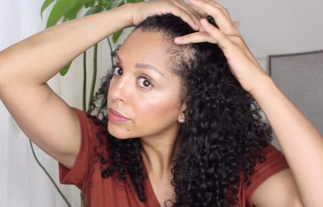 How to Hide Thinning Edges Without Causing More Damage