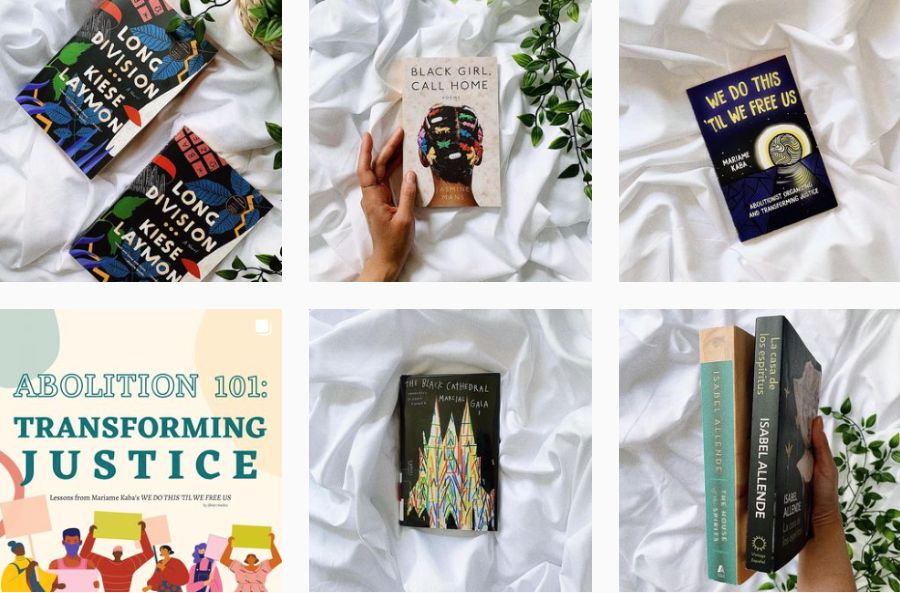 Five Black Bookstagrammers Share Their Must-Reads